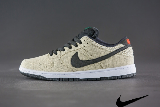 Nike Sb Dunk Low Premium Hemp