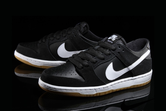 Nike Sb Dunk Low Black