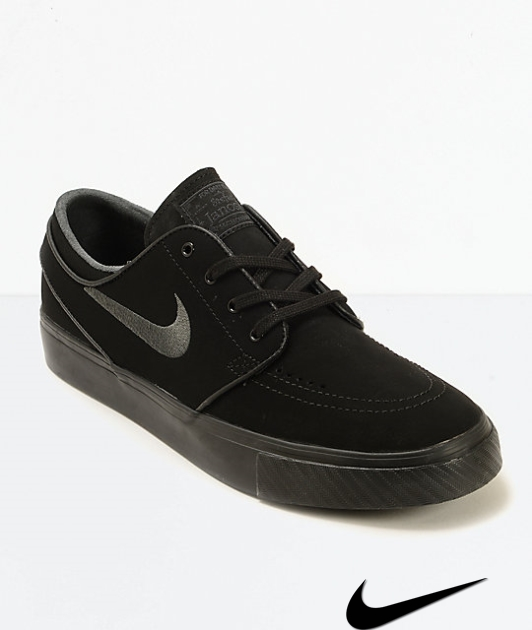 Nike Janoski All Black
