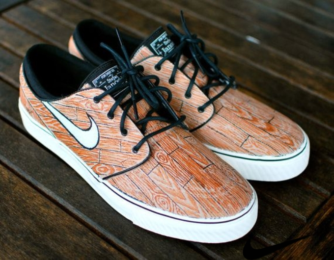 Nike Sb Stefan Janoski Custom Alterations