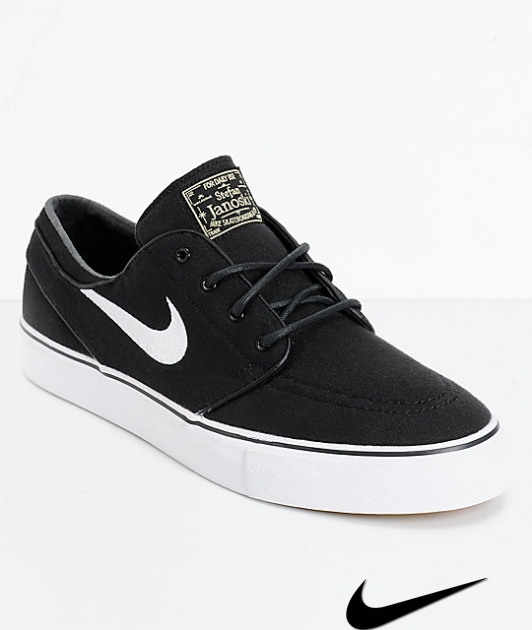 Nike Janoski Shoes Black