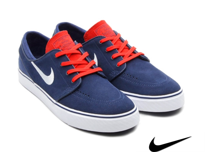Nike Sb Janoski Midnight Navy