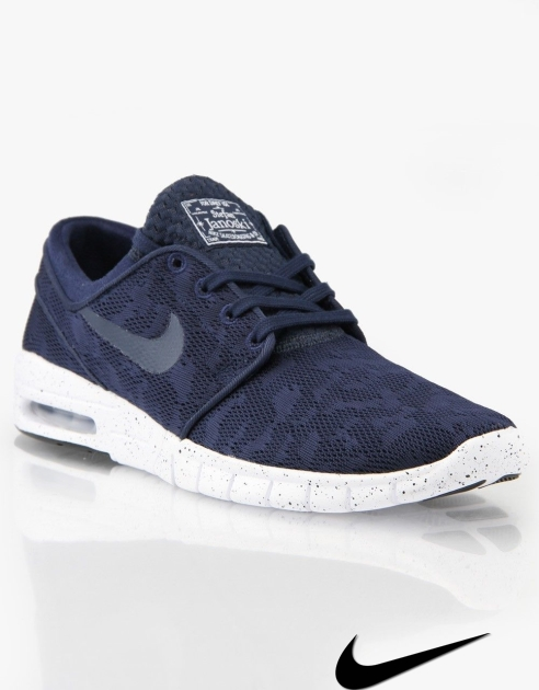 Nike Sb Stefan Janoski Max Midnight Navy Uk