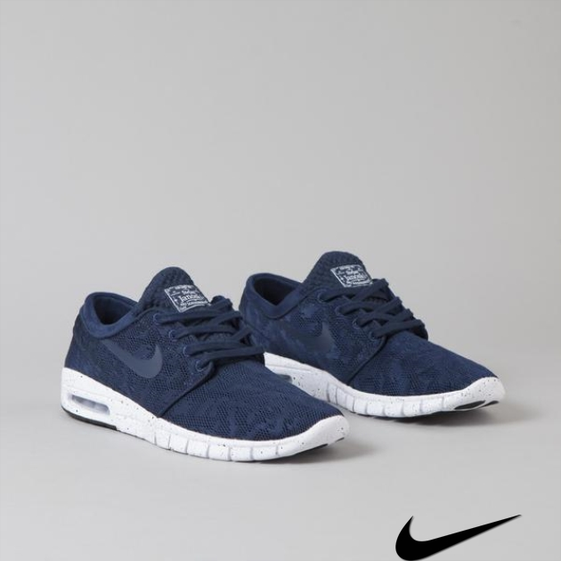 Nike Sb Janoski Max Midnight Navy