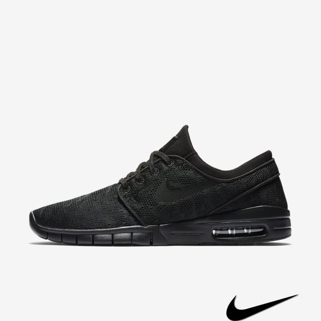 Nike Sb Janoski Max Black For Sale