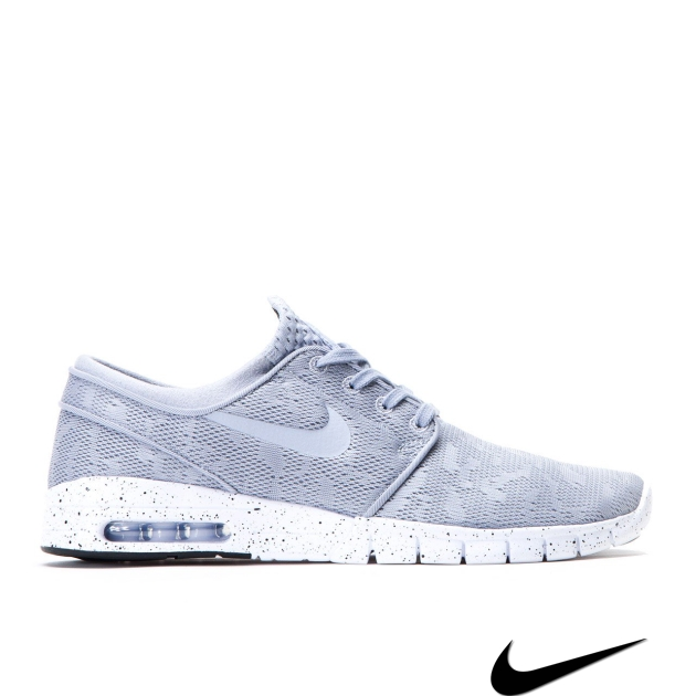 Nike Sb Janoski Max Grey For Sale