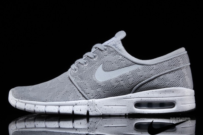 Nike Sb Janoski Max Grey Buy